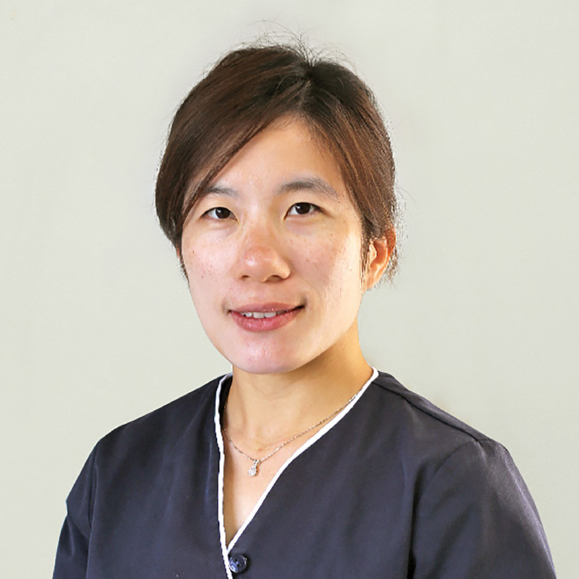 Amelia Yu - New Staff Member at North West Dental