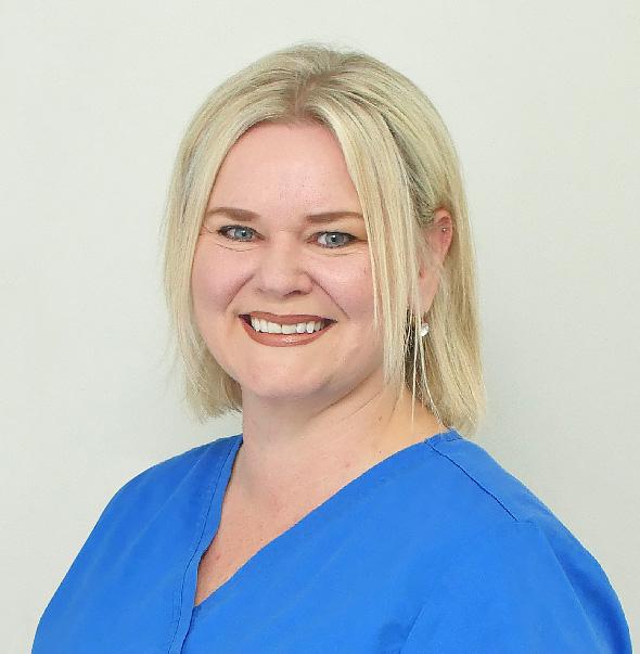 Hygienist Kirstine Latimer - North West Dental in Christchurch